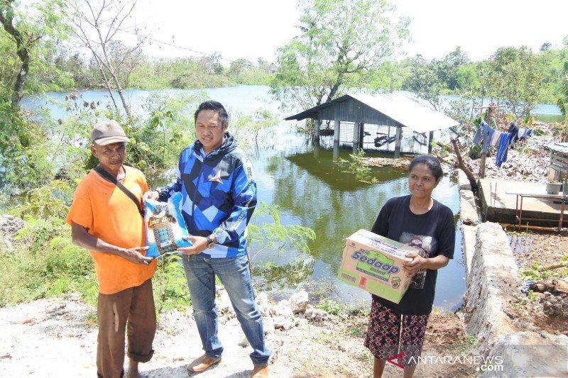 Anggota DPRD Kupang minta waspadai dampak kemunculan danau baru