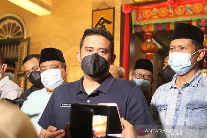 Bobby sebut sinergi dengan pers kunci kemajuan Kota Medan