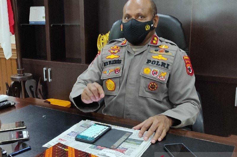 Kapolda: Bripka HW ditangkap karena bawa 21 amunisi ke Intan Jaya