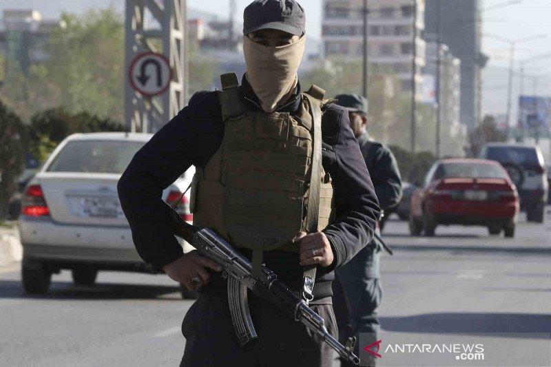 Pasukan AS keluar dari pangkalan utama di Afghanistan