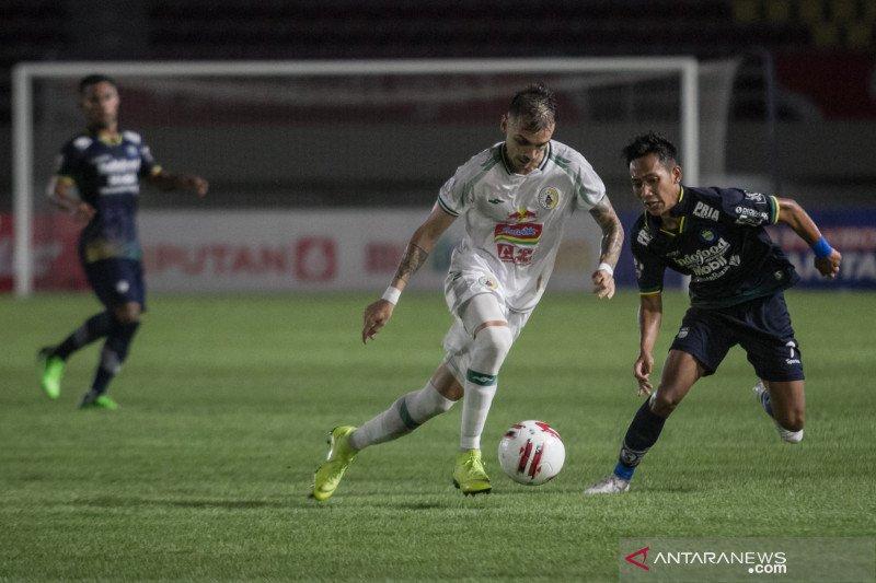 Persib tantang Persija dalam final Piala Menpora