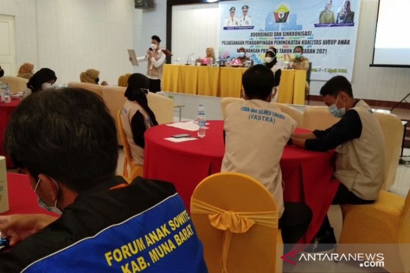 Forum anak sebagai duta hak anak di pelosok daerah