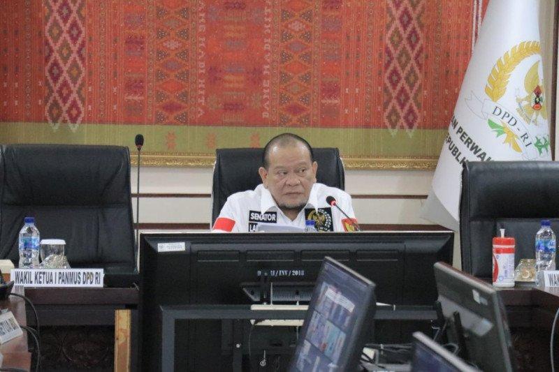 Ketua DPD RI berharap media digital digunakan dengan bijak