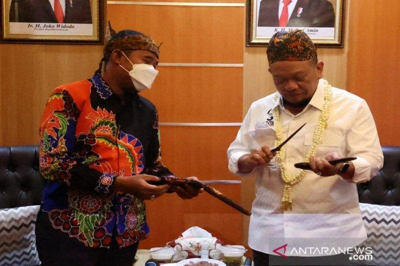 Ketua DPD RI perjuangkan pelestarian budaya Nusantara