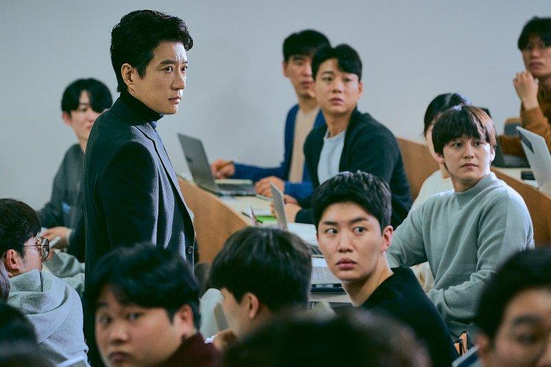 Lima alasan drama Korea