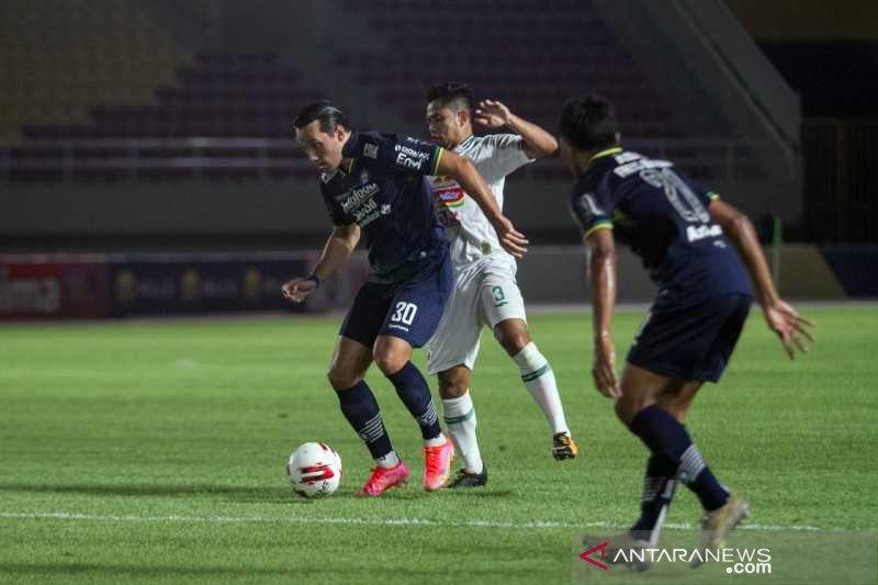 Persib ke final Piala Menpora meski ditahan imbang PSS Sleman 1-1