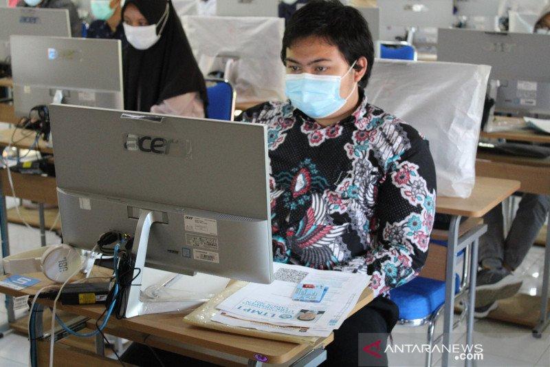 449 peserta UTBK SBMPTN Unej yang absen dinyatakan gugur