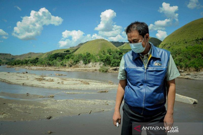 DPR minta pemerintah perbaiki bendungan terdampak bencana di NTT