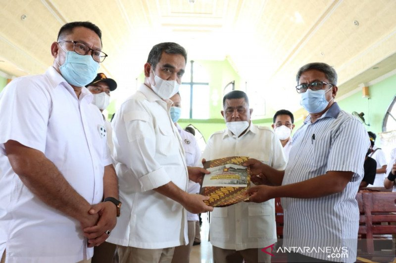 Gerindra: Parpol punya tanggung jawab bantu warga tertimpa musibah