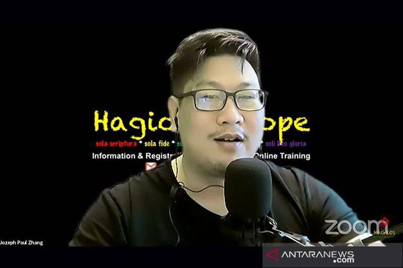 Kominfo minta YouTube blokir Paul Zhang
