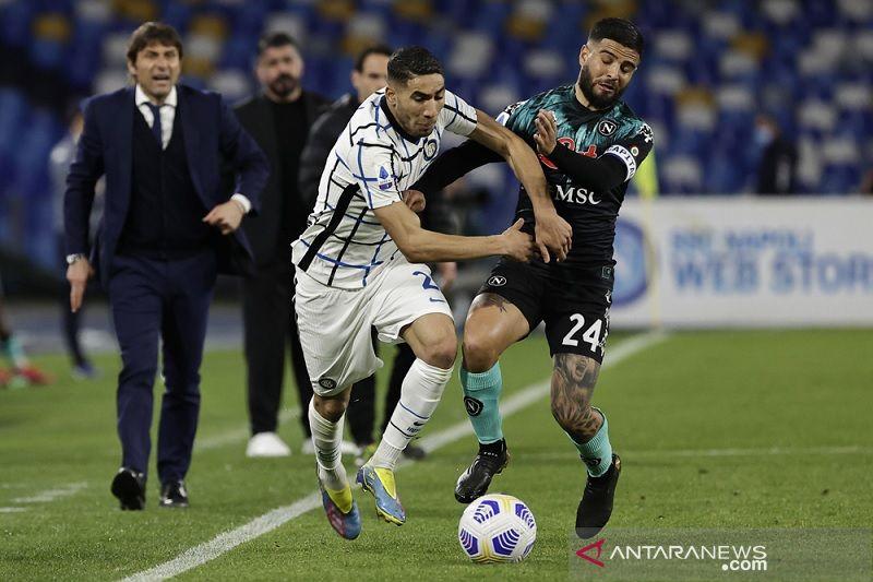 Paris Saint Germain resmi dapatkan Achraf Hakimi dari Inter Milan