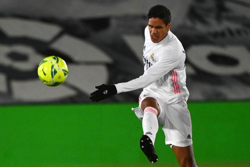 Raphael Varane membuat Madrid tambah semangat