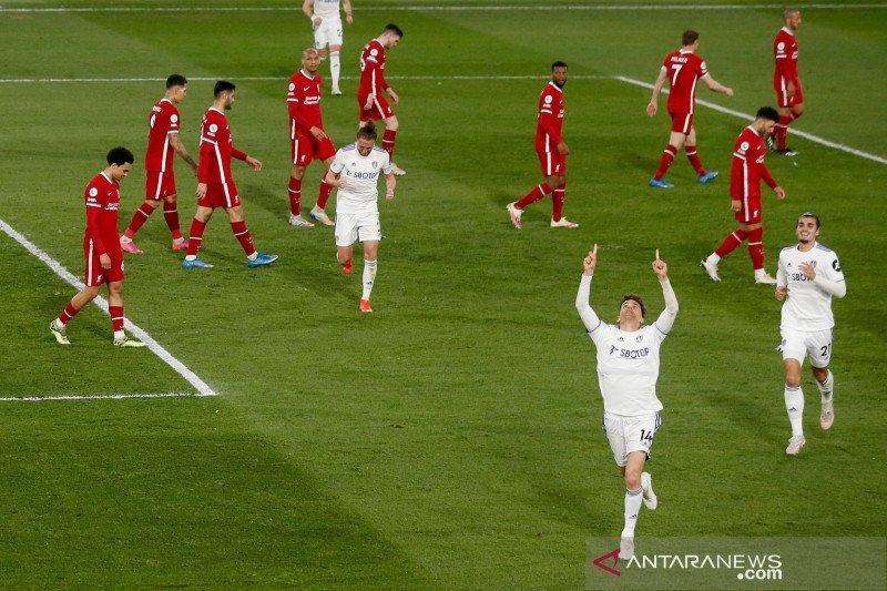 Liga Inggris: Diego Llorente pupuskan kemenangan Liverpool
