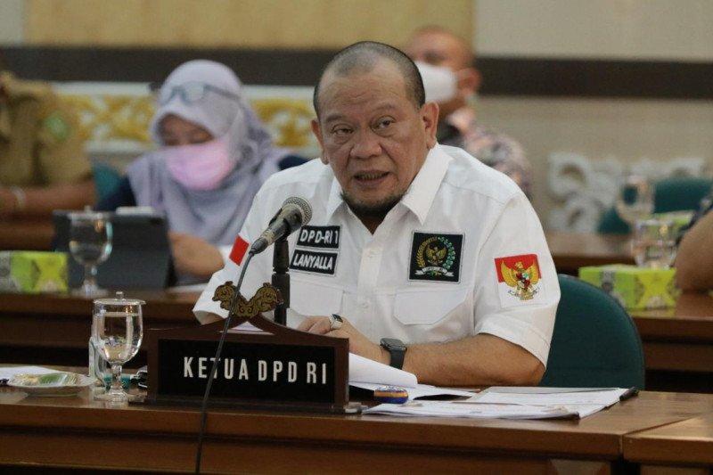 Ketua DPD ajak HAPSI perangi pandemi sehingga ekonomi bergeliat
