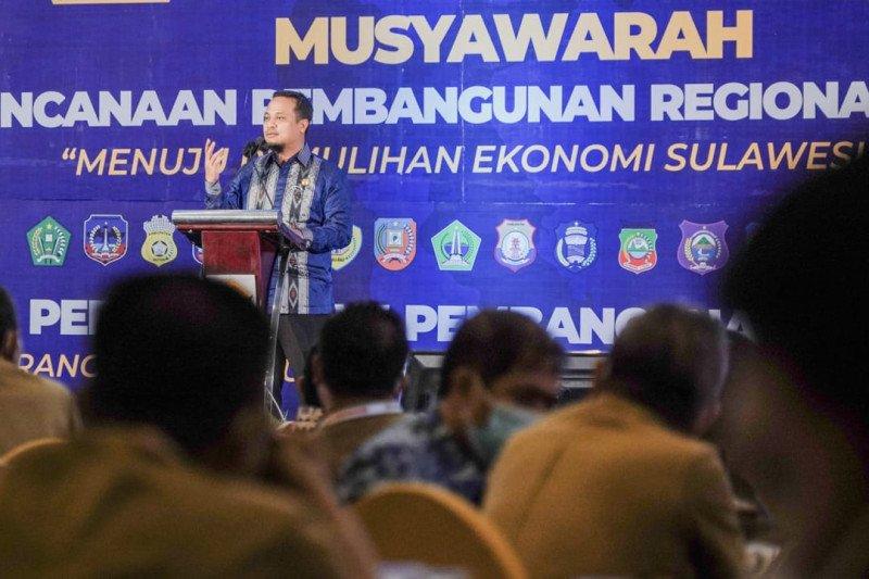 Sulsel prioritaskan bangun enam rumah sakit regional pada TA 2022