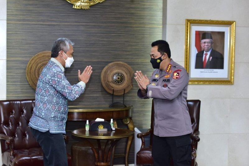 Polri dan BC sepakat tingkatkan PNBP