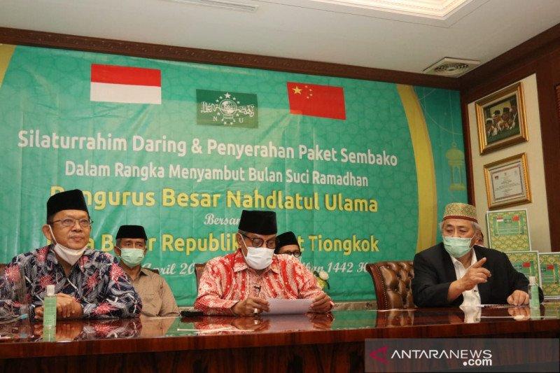 PBNU-Duta Besar RRT perkuat silaturahim dan kerja sama
