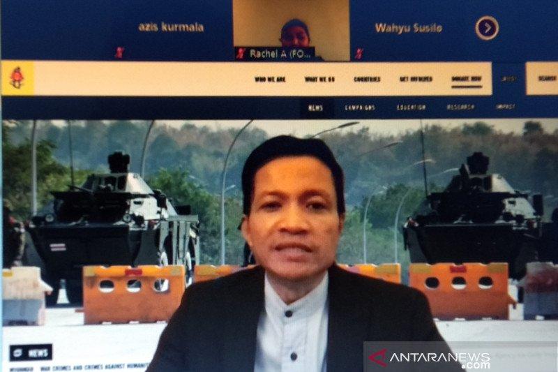 Jelang KTT ASEAN, Amnesty desak penyelidikan kejahatan junta Myanmar