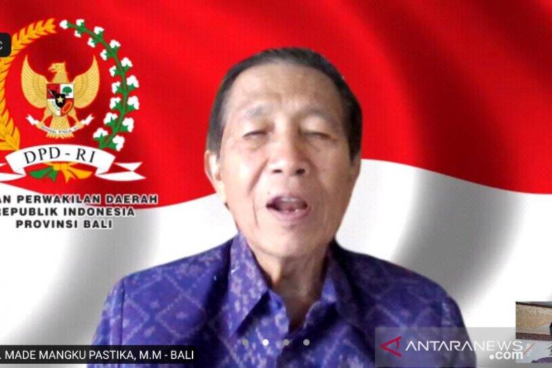 Anggota DPD: Keberpihakan pada petani Bali jangan hanya sebatas wacana