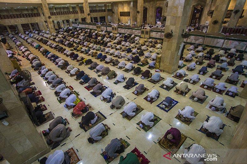 Ramadhan dan moderasi beragama