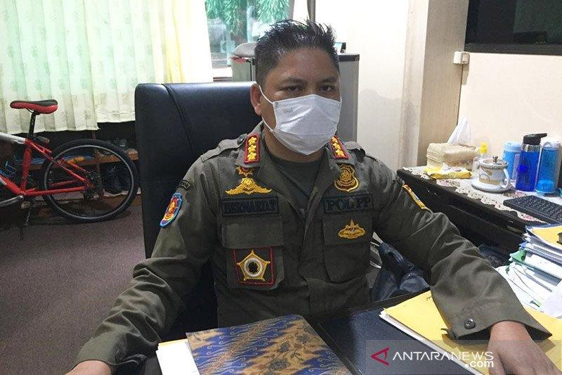 Satpol PP kerahkan 150 personel awasi pedagang Tanah Abang