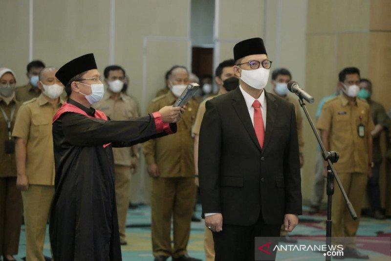Sekda Bambang ditunjuk jadi Pelaksana Harian Wali Kota Tangsel