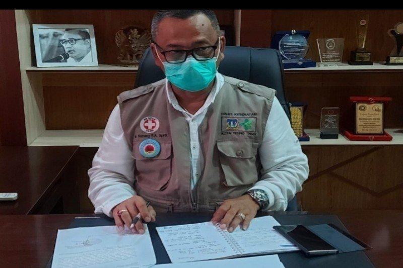Kepala Dinas Kesehatan Tebing Tinggi terkonfirmasi positif COVID-19
