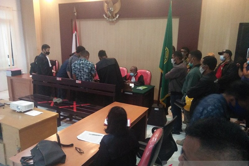 Terdakwa penganiaya mahasiswa Unpatti Ambon divonis 15 tahun penjara