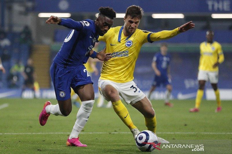 Chelsea ditahan Brighton 0-0 di tengah polemik Liga Super Eropa