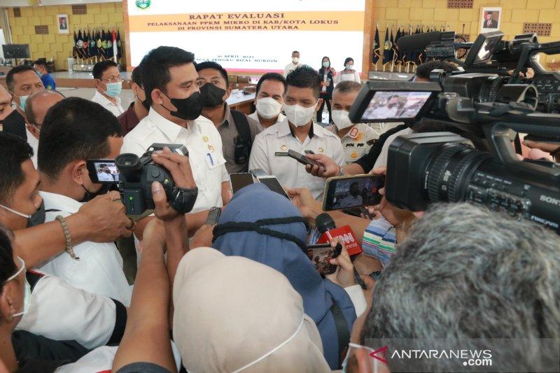 Wali Kota Medan siap