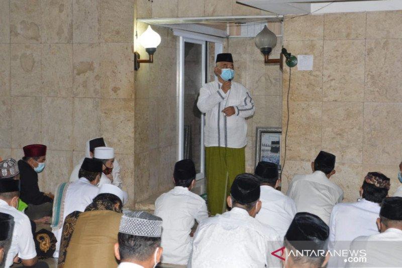 Pemkot Bekasi apresiasi prokes Masjid Nurul Huda Pondokgede