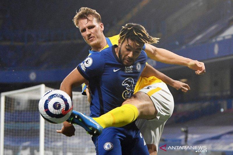 Liga Inggris: Brighton tahan Chlelsea tanpa gol