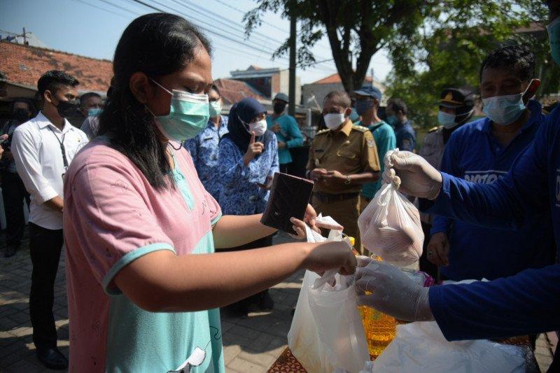Disdag : Operasi pasar di Surabaya efektif stabilkan harga sembako