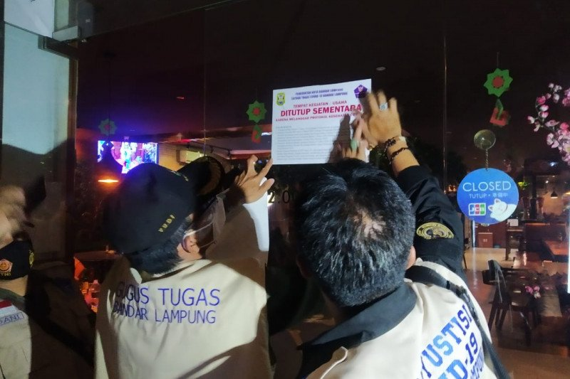 Pemkot Bandarlampung imbau pelaku usaha ketat terapkan prokes