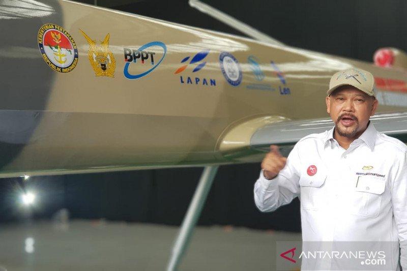 Elang Hitam, drone BPPT penjaga kedaulatan negeri