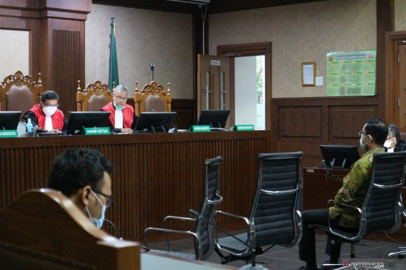 Jaksa KPK beberkan nama perusahaan pemberi fee bansos sembako Kemensos