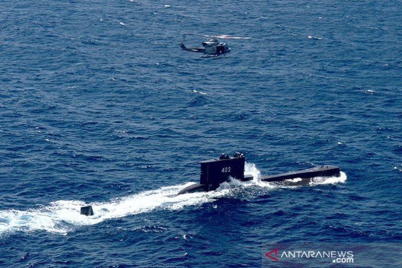 TNI: Komunikasi dengan KRI Nanggala terputus saat penembakan torpedo