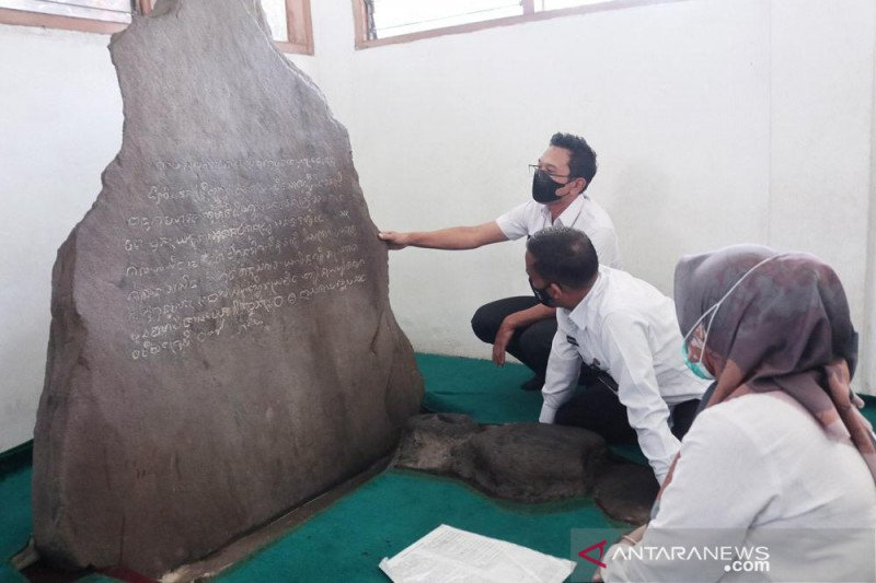 Sambut Kongres Kota Pusaka, Pemkot Bogor benahi Cagar Budaya Batutulis