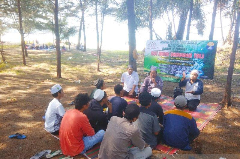 Alumni Ponpes modern Gontor dirikan Rumah Qur'an Tuna Rungu