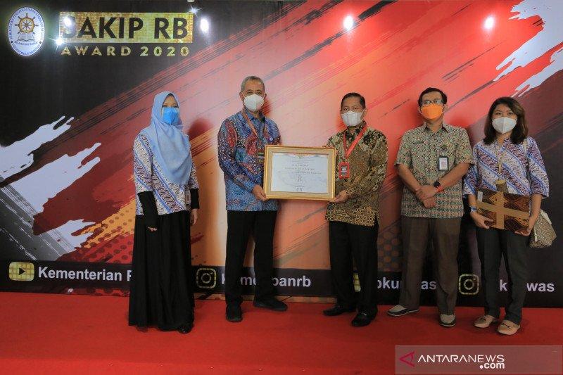 Pemkot Tangerang raih penghargaan reformasi birokrasi