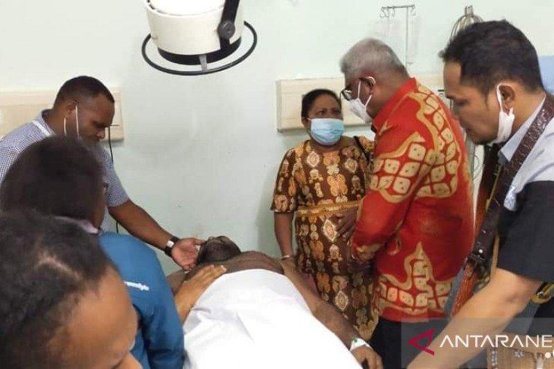 Ketua DPRD Mimika meninggal usai reses ke PT PAL