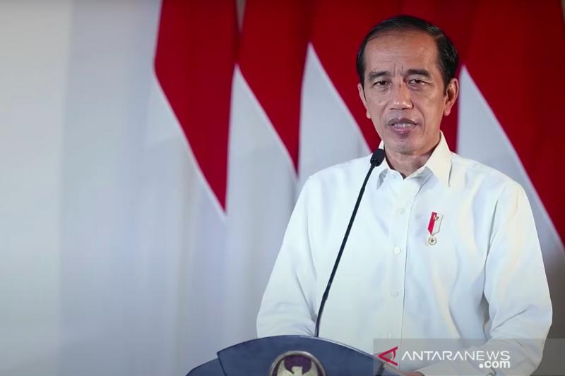 Presiden Jokowi perintahkan pencarian optimal KRI Nanggala 402