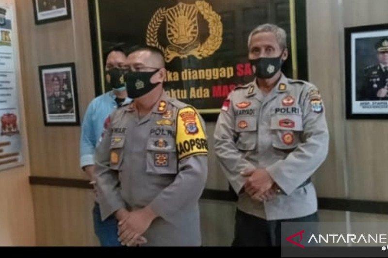 Polres Nunukan ungkap penyelundupan sabu 3,5 kg dari Malaysia