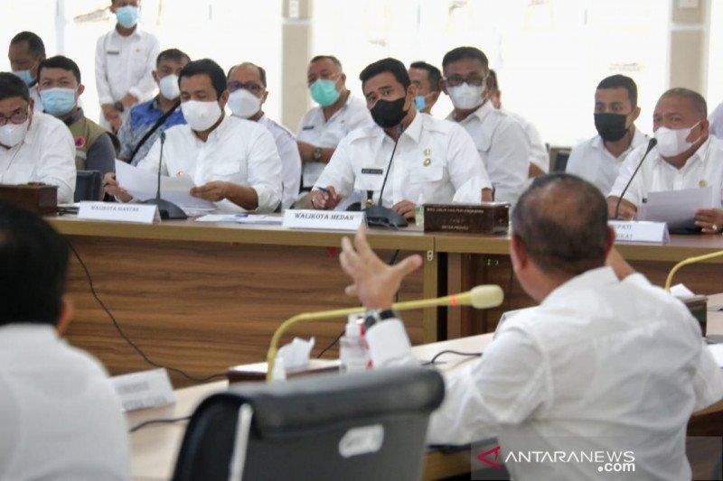 Pemkot Medan jaga geliat ekonomi di tengah pandemi