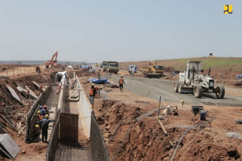 Kementerian PUPR bangun infrastruktur dasar pendukung KIT Batang