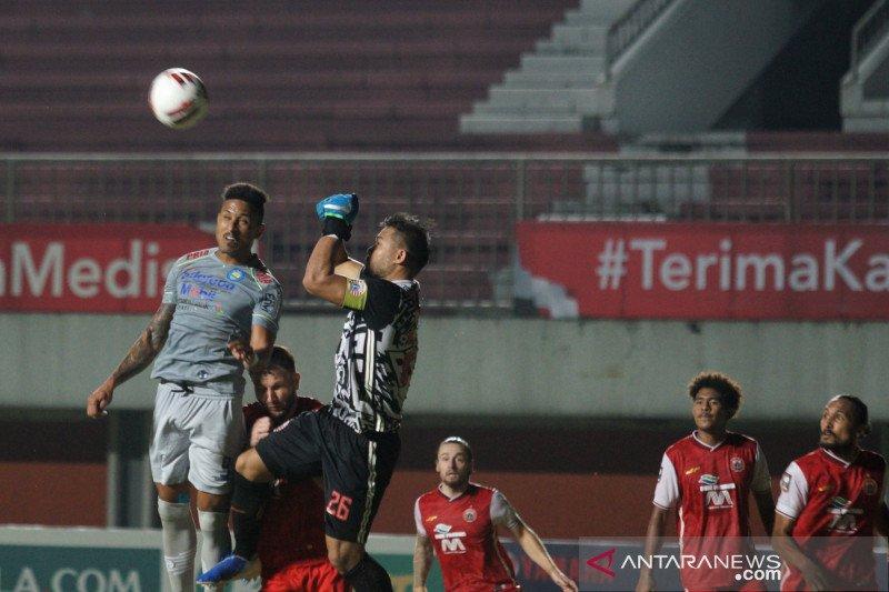 Pelatih Persib akui timnya kewalahan dengan gol cepat Persija