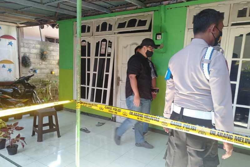 Polres Magelang olah TKP ledakan akibatkan seorang tewas
