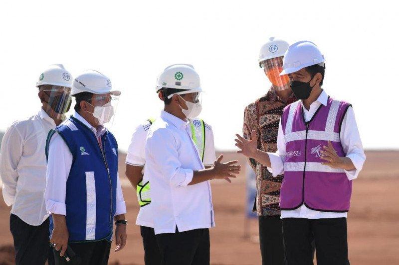 PP kebut pembangunan KIT Batang seluas 450 hektare