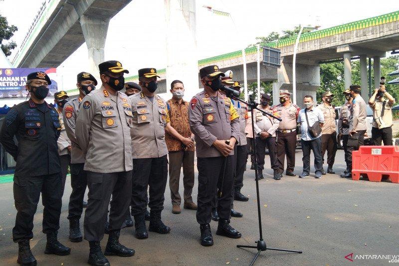 Sebanyak 4.382 personel polisi dikerahkan amankan KTT ASEAN