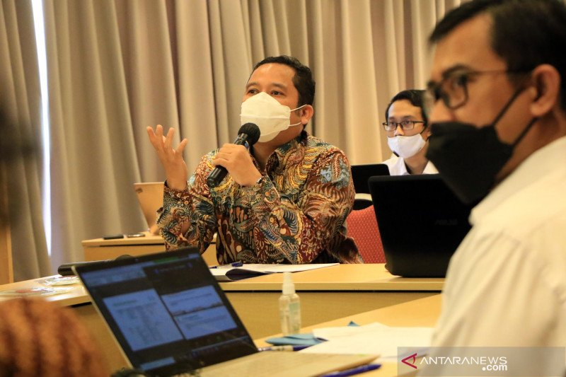 Wali Kota Arief usul inovasi teknologi 'vertikal garden' sebagai RTH